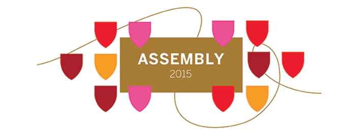 Please join us for Assembly