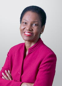 Marilyn Holifield JD '72