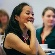Julie Yao Cooper AB '85, MBA '91
