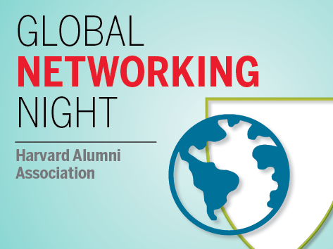 Global Networking Night - Harvard Alumni Association