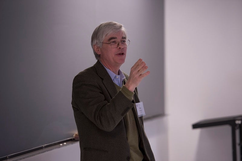 Tom Hubbard AB '76, MPP '80 (Public & Global Health Close Encounter)