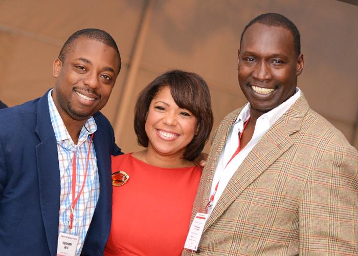 Harvard Black Alumni Weekend 2014