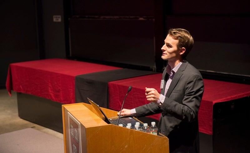 Clint Ficula (EDM '11 Assistant Director, College Alumni Programs, HAA)