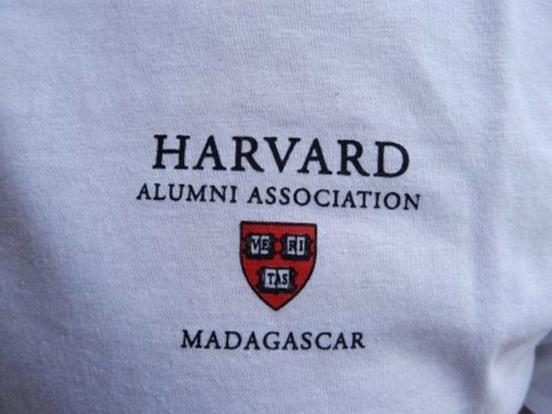 HAA Madagascar shirt.