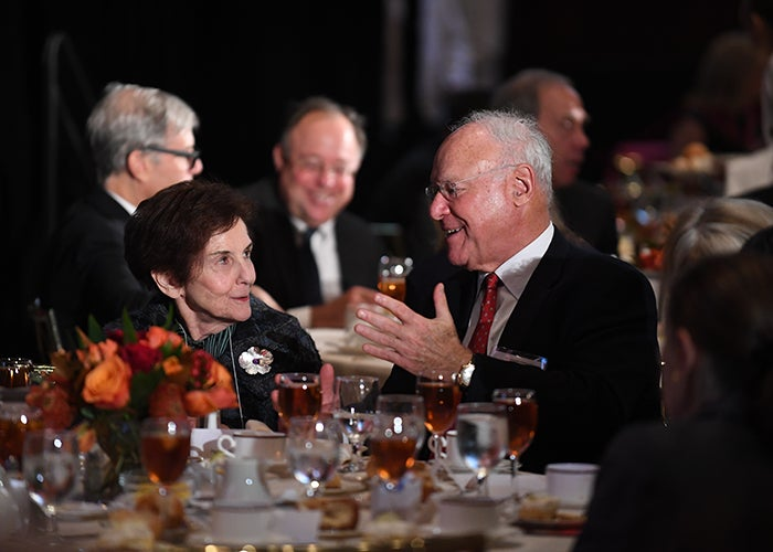 A View to the Future: Celebratory Luncheon 2017