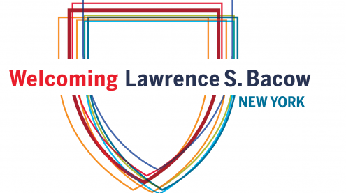 Welcoming Lawrence S. Bacow