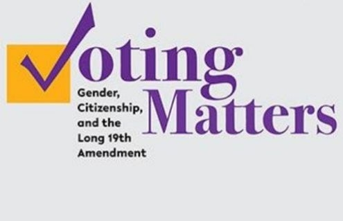 Voting Matters Radcliffe series