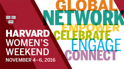 Harvard Women's Weekend