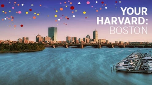 Your Harvard: Boston