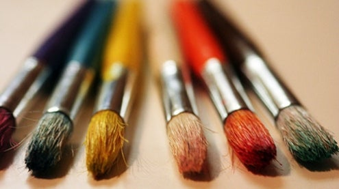 Adding Color to the Arts