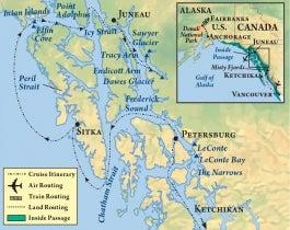 HAA Alaska 2020 map
