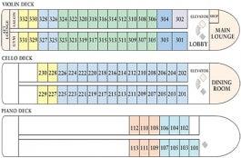 AmaLyra Deck Plan