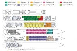L'Austral Deck Plan