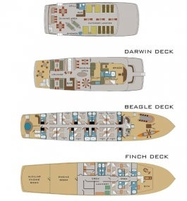 Origin Deck Plan