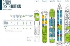 <em>Santa Cruz II</em> deck plan