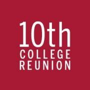 10th Reunion