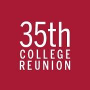 35th Reunion