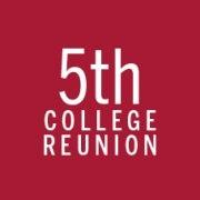 5th College Reunion