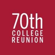 70th Reunion