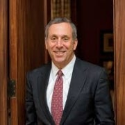 harvard president larry bacow