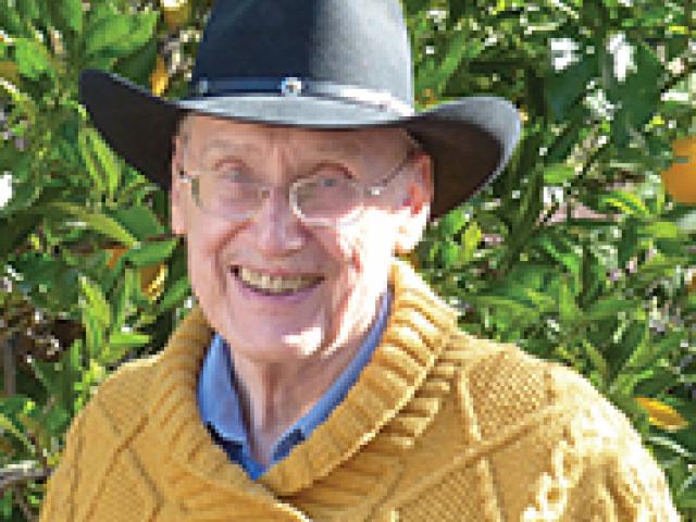 Alvin John Clark PhD '59