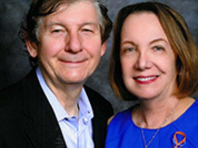 Marshall and Jacqueline Lerner P'04