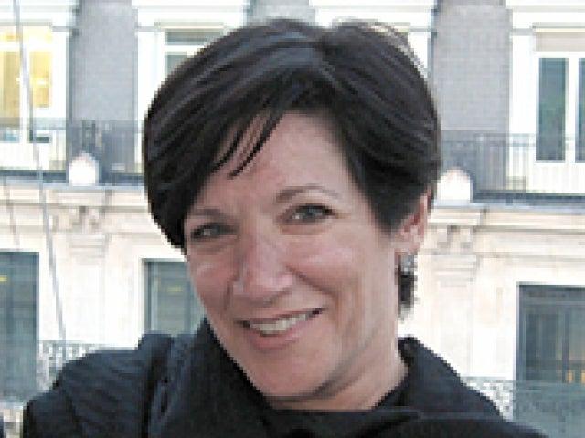 Marianne Steiner MEN '78, SM '78