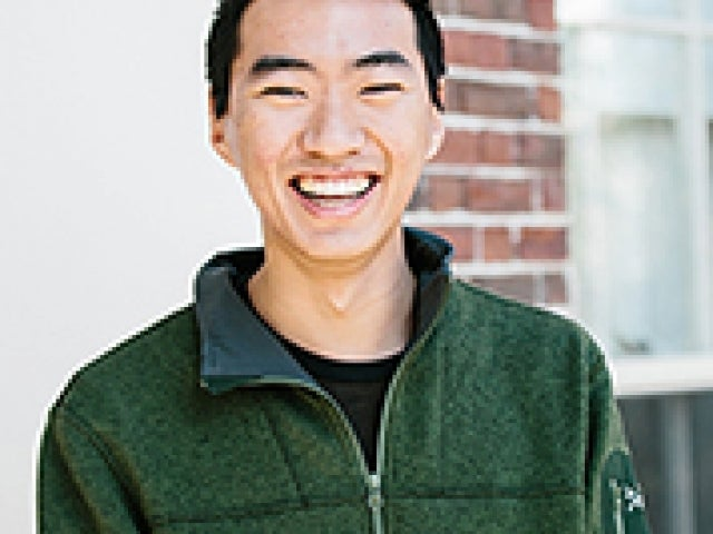 William Oh '18