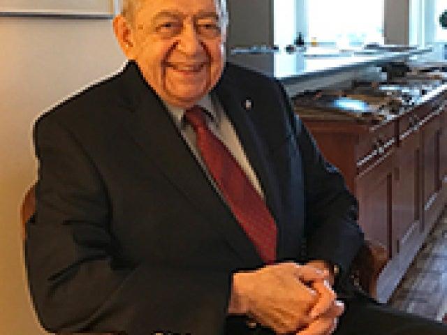 Warren Markarian '54, MBA '61