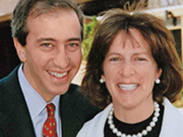 Seth and Pam Farber