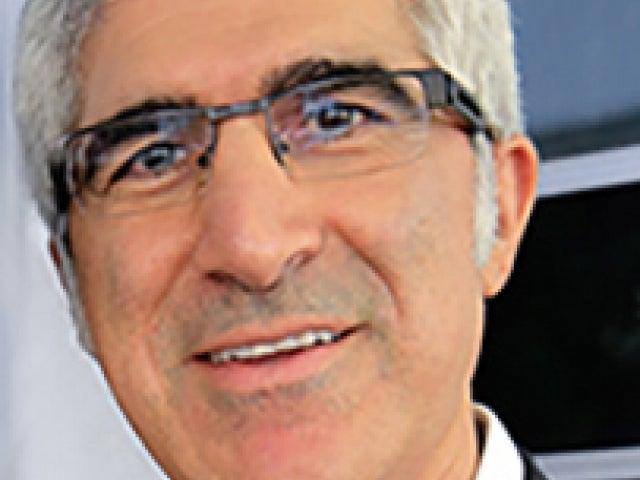 Jahm Najafi MA '86