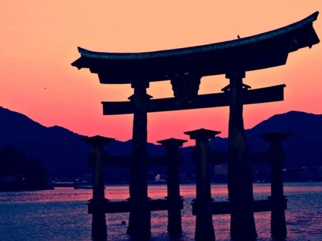 Miyajima Torri Gate