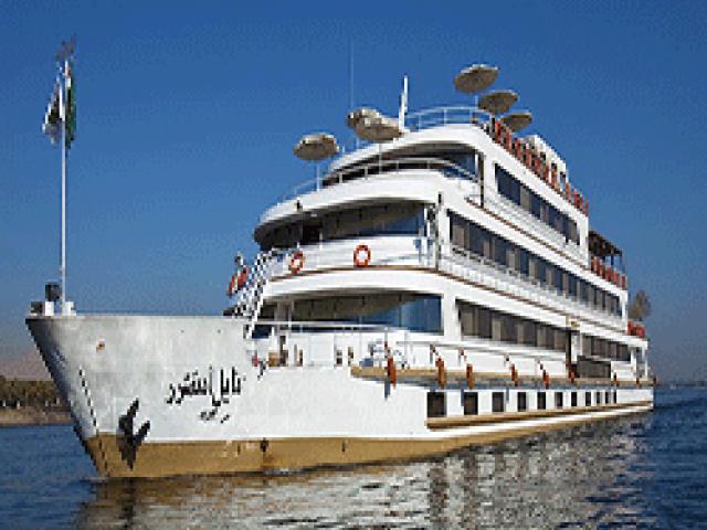 Nile Adventurer Exterior