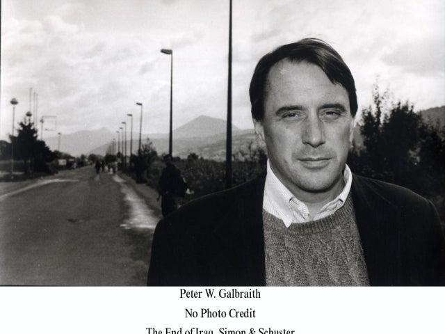 Peter W Galbraith