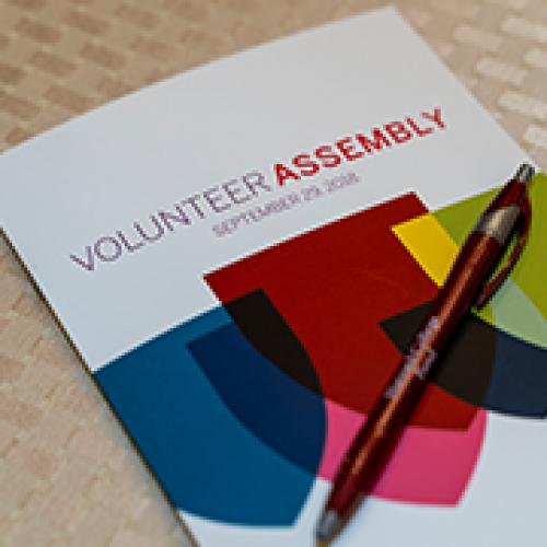 Volunteer Assembly 2018