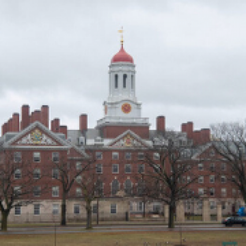 Dunster House at Harvard University