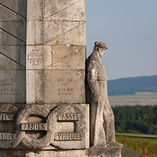 The Basque Monument