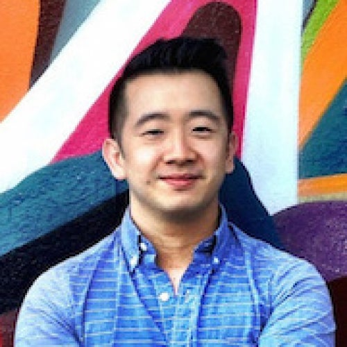 Harvard Alumni in Tech Executive Director Ben Wei