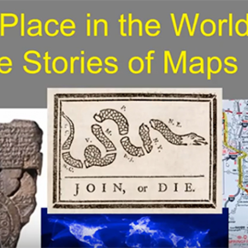 Travel Talks: The Stores of Maps