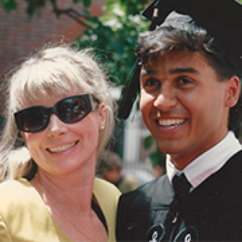 "R. Richard ""Rick"" Ramnath AB '91"