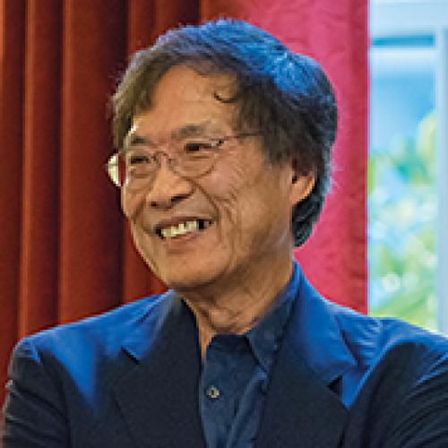 John Fan PhD '72
