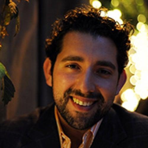 Tony Pino '10, MBA '16