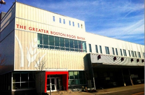 Volunteer Opportunity At Greater Boston Food Bank Events