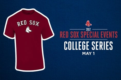 Boston Red Sox College Series