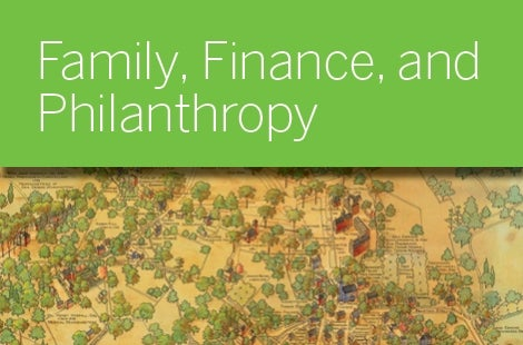 Family, Finance and Philanthropy in San Diego