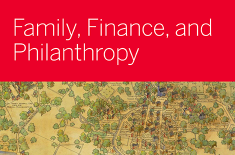 Family, Finance and Philanthropy in Chicago