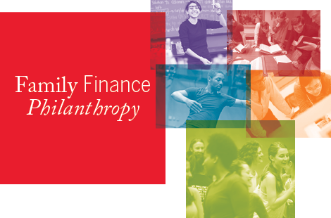 Family, Finance, and Philanthropy in Dallas