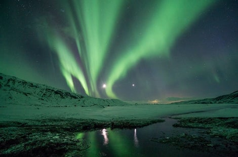 Polar Northern Lights