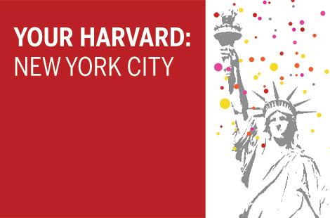 Your Harvard: New York City