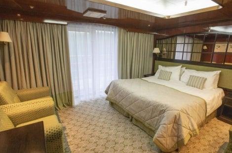 Premium Balcony Suite - Category F